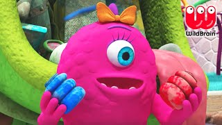 Monsters | Garbage Monster Delivers | Learn Math for Kids | Cartoons for Kids