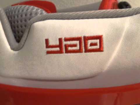 YAO MING SHOE-56 Euro And 19 USA(shoe Size) ||Earthquake||