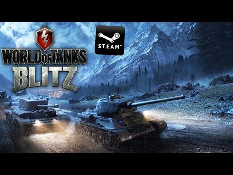 World Of Tanks Blitz - Теперь в Steam на ПК! Есть ли смысл играть?