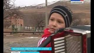 Пятилетний вундеркинд играет мелодии всего Кавказа