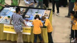FLL Maryland State Tournament - Brick Heads Final Run