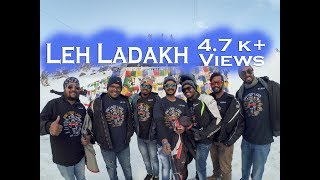 Dream Road Trip To Leh Ladakh 2017 Official | Inspired By Sam Kolder | Pune guys Go Trippin