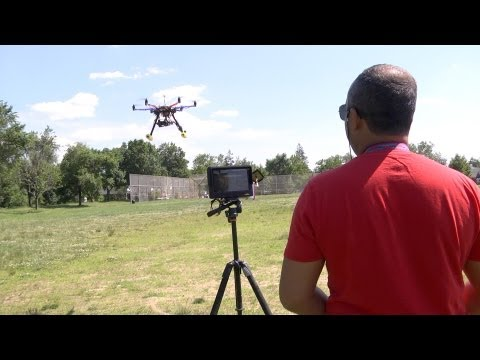 Interview with a Drone Pilot