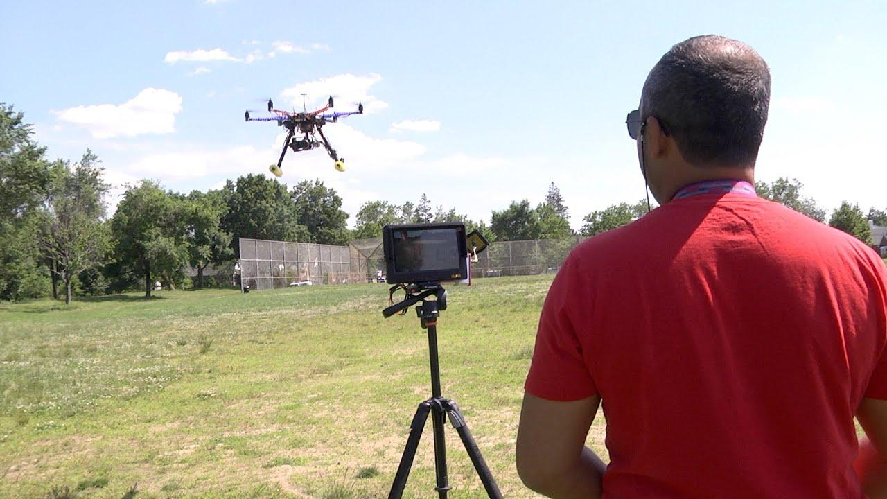 Профессиональный пилот дрона держатель пульта к коптеру phantom 4 pro
