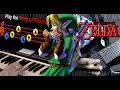 The Legend of Zelda - Song of Storms | METAL REMIX (ft. Matis Peltier)