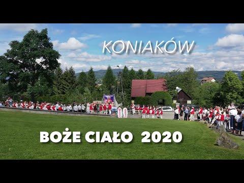 BOŻE CIAŁO 2020