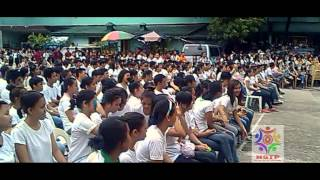 Recognition Day Earist NSTP