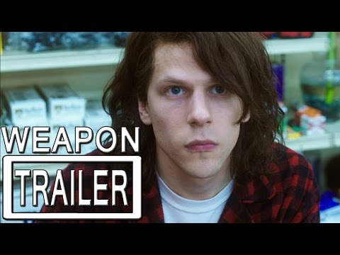 "american-ultra-""weapon""-trailer-official---jesse-eisenberg"