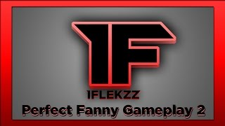 Mobile Legends Perfect Fanny Gameplay #2 - High elo Ranked | iFlekzz