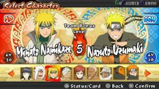 Naruto Shippuden: Ultimate Ninja Impact - part 145 - Tag Missions 3 and 4