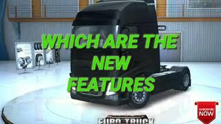 Euro truck driver 2018 new update