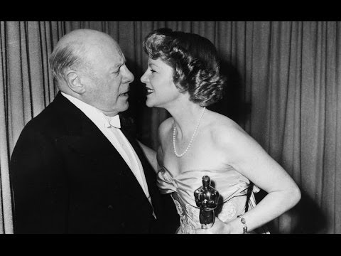 "Claire Trevor winning Best Supporting Actress for ""Key Largo"""