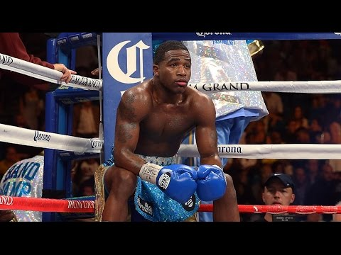 "Adrien Broner ""the Problem ""  Natural Talent Highlights"