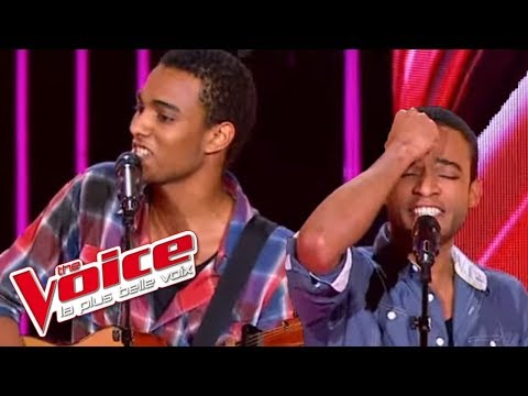 Gusttavo Lima – Balada | Calema | The Voice France 2013 | Blind Audition