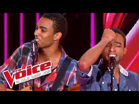 The Voice 2013 | Les Calema - Balada (Gustavo Lima) | Blind Audition