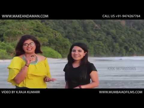 Must Watch People Review Andaman And Nicobar Islands Tourism  2017 Havelock Islands  Radha Nagar