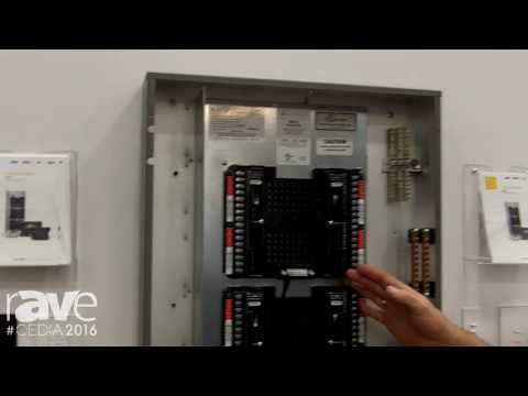 CEDIA 2016: Vantage Demos the LiteTouch Retrofit Insert to Upgrade Dimming Moduals and Keypads