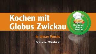 Oktoberfest - Bayrischer Wurstsalat mit Bauernbrot