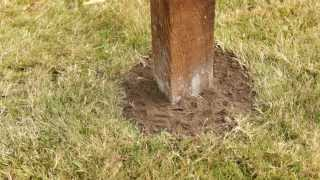 Cempak Fence Post Fixing Foam