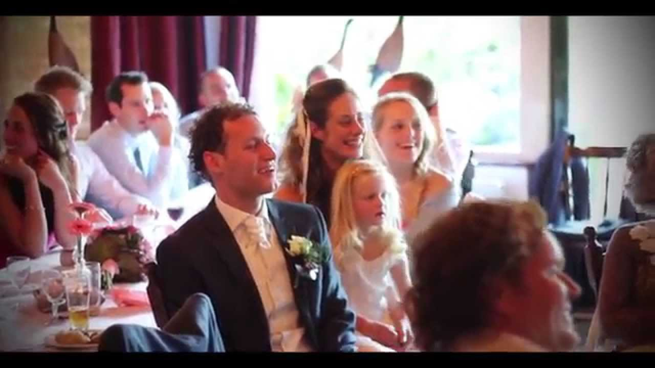 Bruiloft Chris & Daisy  [HD versie]