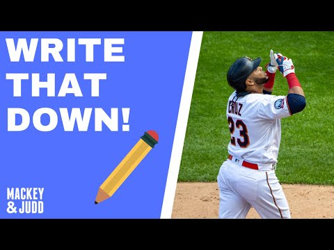 Write That Down: Nelson Cruz will return to the Twins in 2021