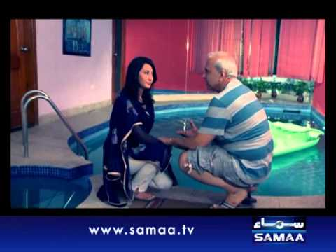 Interrogation August, 06, 2011 SAMAA TV 2/4