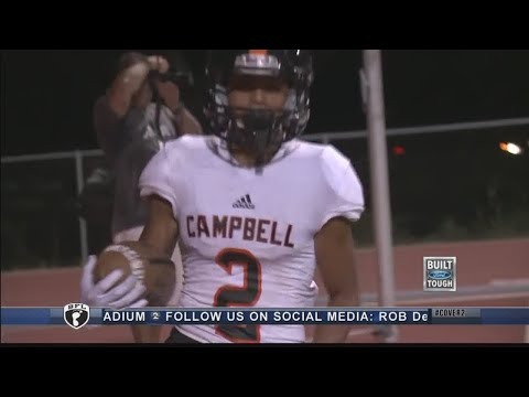 Built FORD Tough Matchup: (3) Kahuku vs. (6) Campbell
