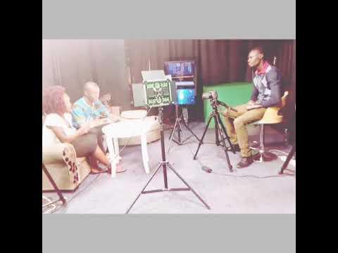 Behind Scenes PAUL C Zambia Media Lifestyle