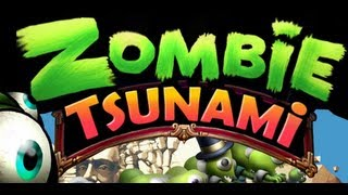 Soundtrack Theme #1 - Zombie Tsunami