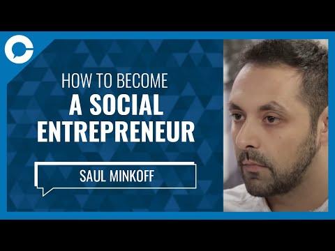 Conversations That Matter -Ep 68 - Saul Minkoff - Social Entrepreneurialism