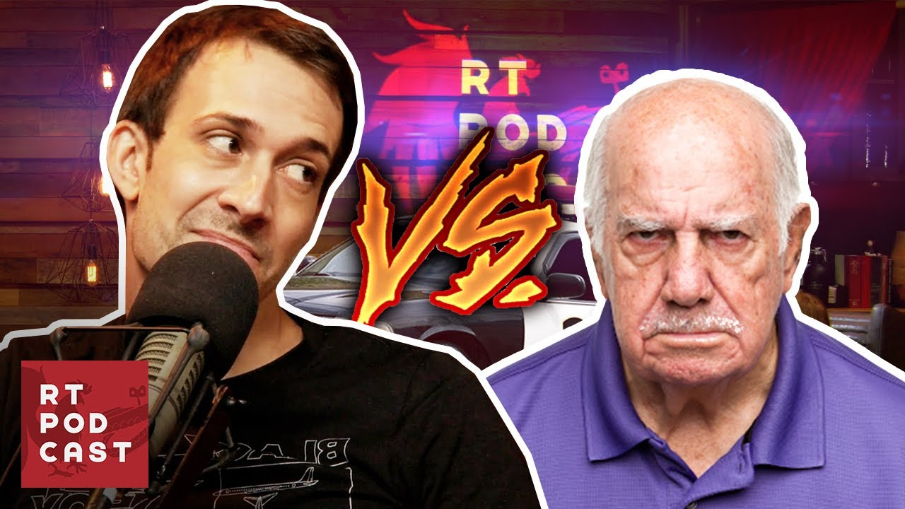 Goodwill Battle! Chris VS The Old Man - Ep. 659 - RT Podcast