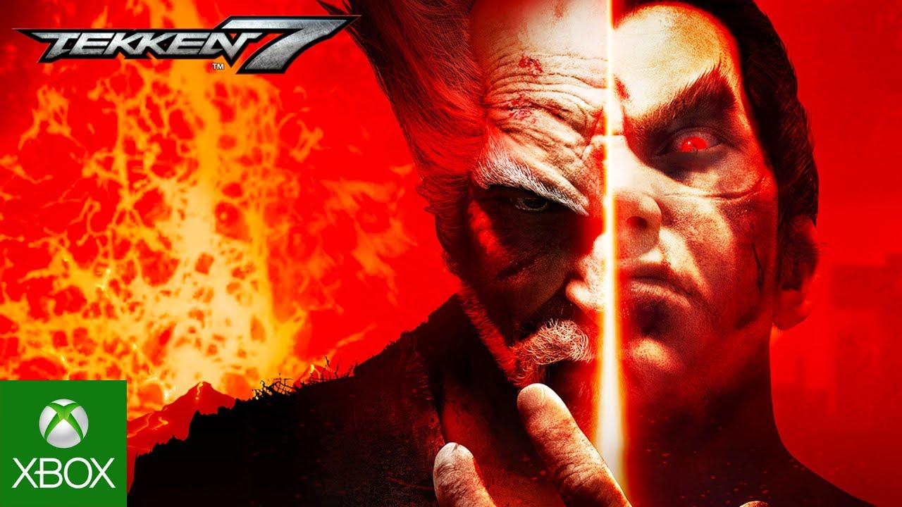 Tekken 7 Opening Movie