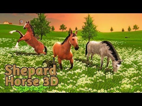 Shepherd Horse Simulator Mas3dStudio