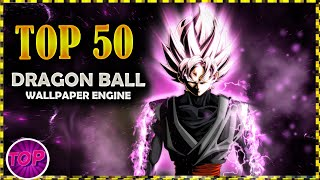 Top 50 Dragon Ball Wallpaper Engine Live HD With Link Download ✅