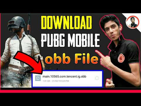 PUBG MOBILE APK+OBB Download File ! PUBG MOBILE Download / Download Resources  // By The Help Tube