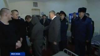 В.В. Жириновский - Посещение Бутырки