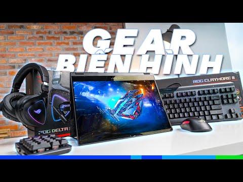 Gaming Gear Biến hình... 😳😳