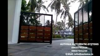 Automatic Gate/remote Control Gate Kerala/trivandrumph:09633761324,09037541234
