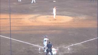 2013-09-18イースタンリーグ公式戦巨人対西武(G球場)