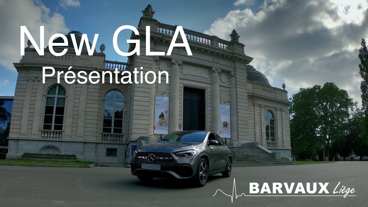 Exclusivité - Présentation du nouveau GLA