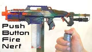 How to Make an Auto Nerf Trigger System Colin Furze Book Project #1