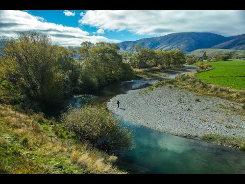 Broadening your horizons - Fly fishing NZ.