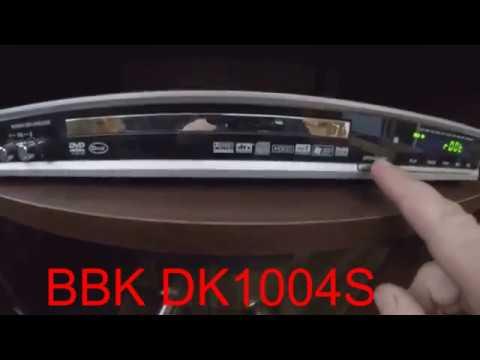 Обзор домашнего кинотеатра BBK DK1004S