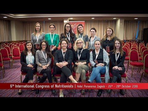 6th International Congress Of Nutritionists 2018 OFFICIAL VIDEO