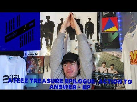 Download ATEEZ TREASURE EPILOGUE: Action to Answer - EP Reaction Mp4 baru