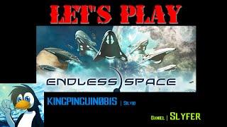 Endless Space #005 KingPinguin0815 und Slyfer - Krieg? WtF?!?