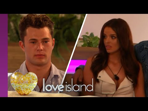 Curtis Shocks the Islanders With His Recoupling Speech | Love Island 2019