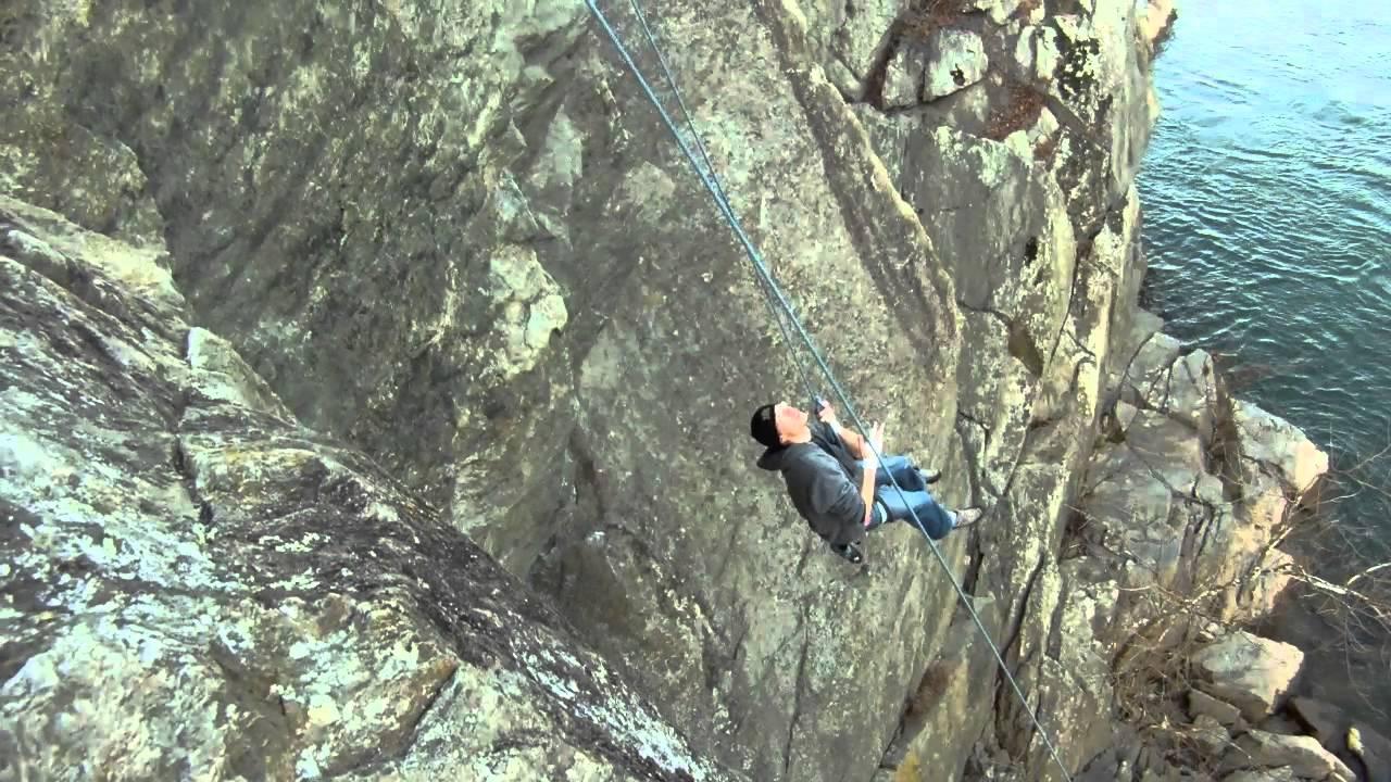 Climber Falls to Death Climber Falls at Great Falls
