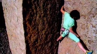 Devils Tower - Catherine Destivelle (1992)