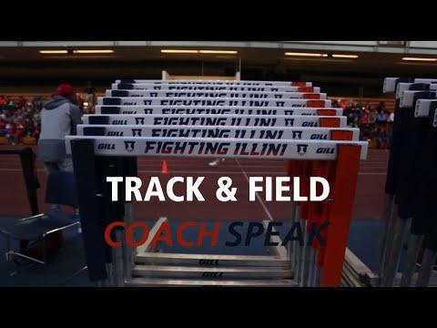 Illini Track   Coach Speak 1/30/18